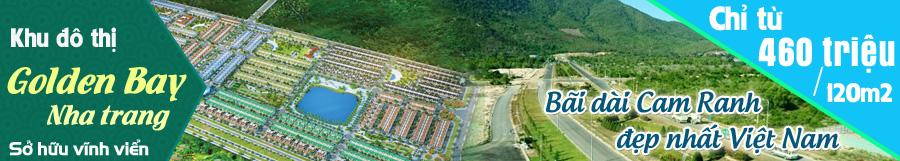 Khu đô thị Golden Bay Cam Ranh