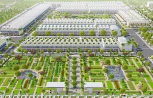 Dự án Sài Gòn Village Long Hậu
