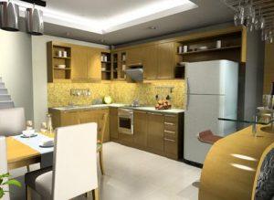 Phong thủy phòng bếp và những điều kiêng kỵ