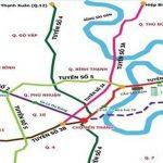 Tp.HCM: 41.607 tỷ đồng xây dựng tuyến metro số 5