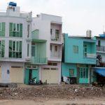 Nhà phố mini Sài Gòn giá hơn 100 triệu/m2