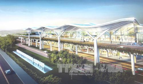 Nhà ga quốc tế sân bay Cam Ranh