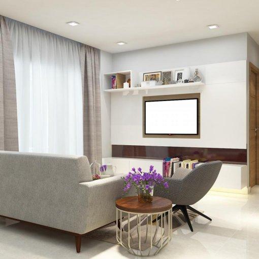 Cho thuê căn hộ tại Him Lam Chợ Lớn full nội thất, Đường Hậu Giang, Phường 11, Quận 6