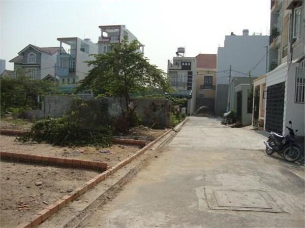 Cần bán gấp khu đất Đường Nguyễn Thông, Phường 7, Quận 3