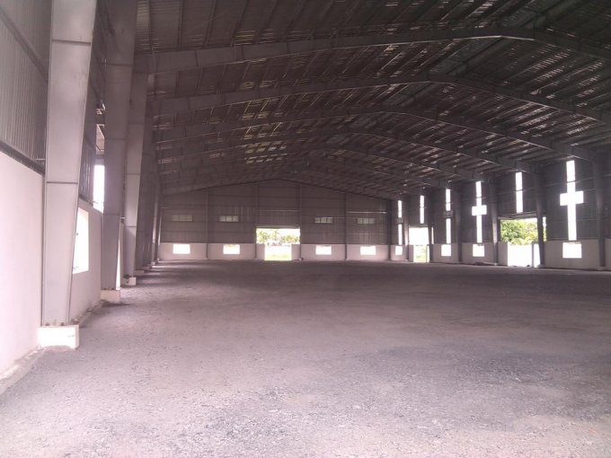 Cho thuê nhà xưởng mặt tiền Đường Đỗ Xuân Hợp, Phường Phước Long A, Quận 9