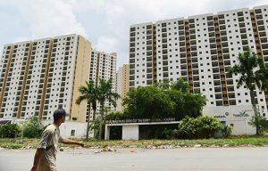 """Thị trường bất động sản đang bị """"bủa vây"""" bởi nhiều thách thức"""