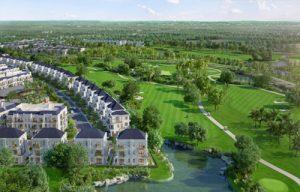 Lịch thanh toán dự án Biệt thự sân Golf West Lakes