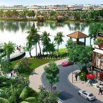 Dự án đất nền Hamilton Garden tại Long An
