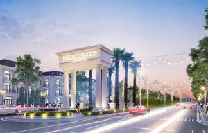 Dự án lavilla green city tỉnh Long An