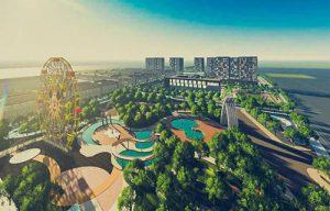 The New City Châu Đốc - Tầm nhìn thượng lưu