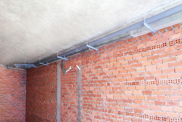 Lắp đặt hệ thống điện lạnh tầng 5, từ tầng 7 đến tầng 23 block A, từ tầng 6 đến tầng 23 block B