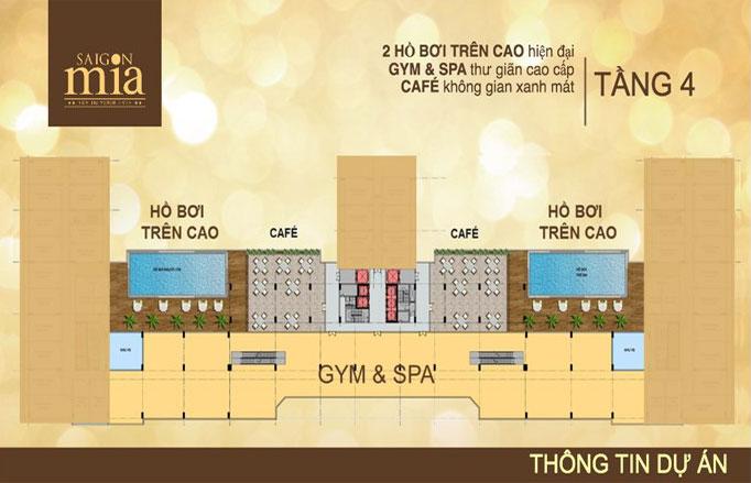 Mặt bằng Sài Gòn Mia