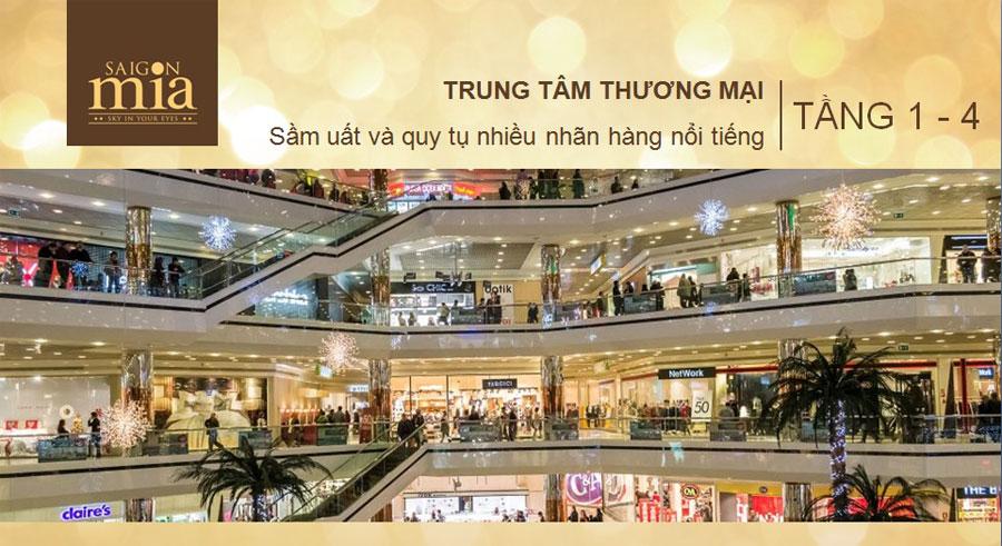 Trung tâm thương mại Sài Gòn Mia