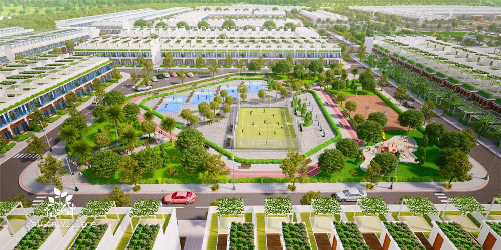 Công viên dự án saigon village