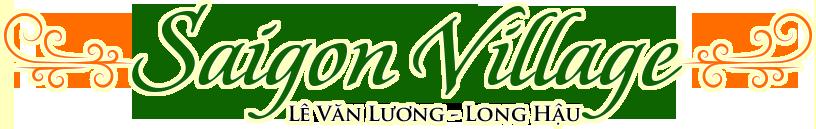 Dự án Sài Gòn Village
